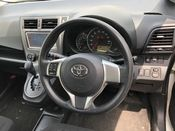 interior photo of car NCP125 - 2012 Toyota RACTIS X V PACKAGE - WHITE