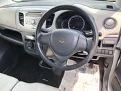 interior photo of car MH34S - 2013 Suzuki WAGON R  - WHITE