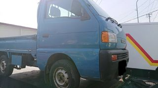 front photo of car DD51T - 1997 Suzuki CARRY TRUCK  - BLUE