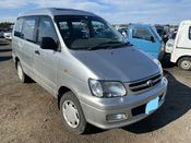 front photo of car SR50 - 2001 Toyota NOAH TOWNACE - SILVER