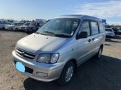 back photo of car SR50 - 2001 Toyota NOAH TOWNACE - SILVER